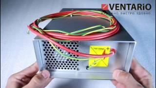 видео Лазерная трубка RECI W2 (90-100 Вт)