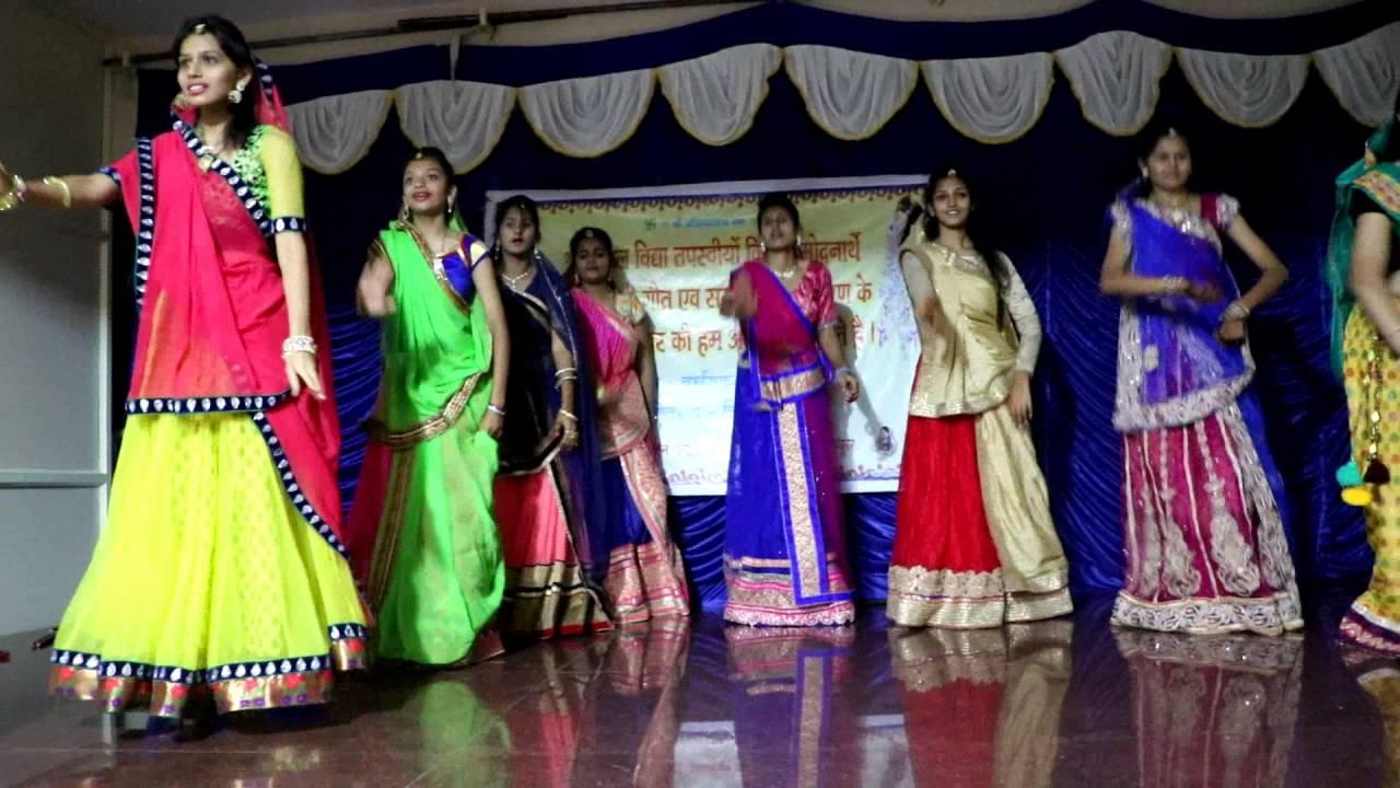 Mehndi Function Dance : Jain tapasya mehndi function dance tumkur youtube