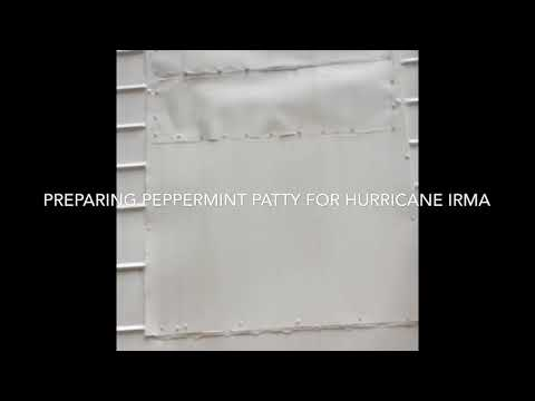 DIY RV or Trailer Hurricane Shutters