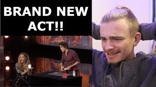 Magician REACTS to SHIN LIM on AGT