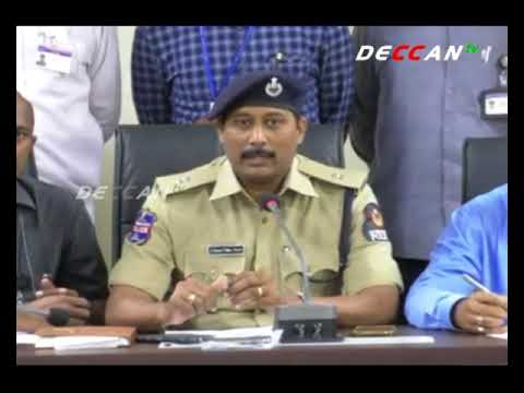 B.Tech Student Caught By Police in Robbery Cases | Hyderabad | DECCAN TV