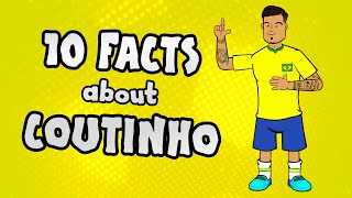 10 facts about Philippe Coutinho you NEED to know! ► Onefootball x 442oons