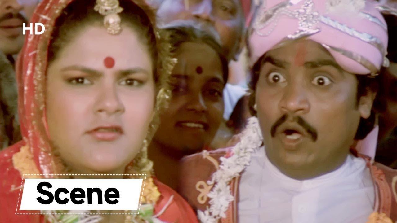 Download Johnny Lever Best Comedy Scene | Kader Khan | Guddi | Aruna Irani | Kasam | Anil Kapoor