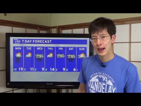 Know and Go Tokyo Weather: February 4, 2019