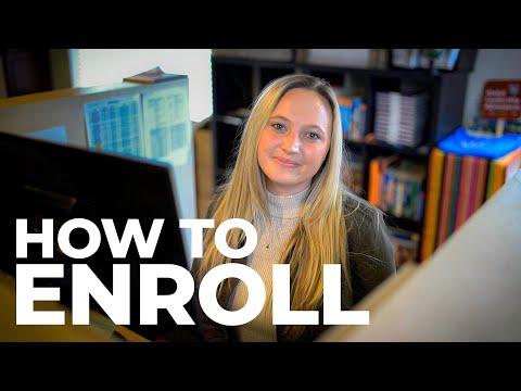 How to Enroll in a GLA Program