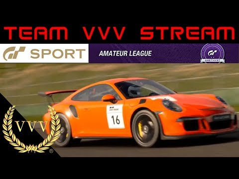 GT Sport Gameplay - Amateur and Professional Leagues
