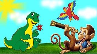 Игры как Мультик, Пазлы для Самых Маленьких #5 - Животные для Детей #game