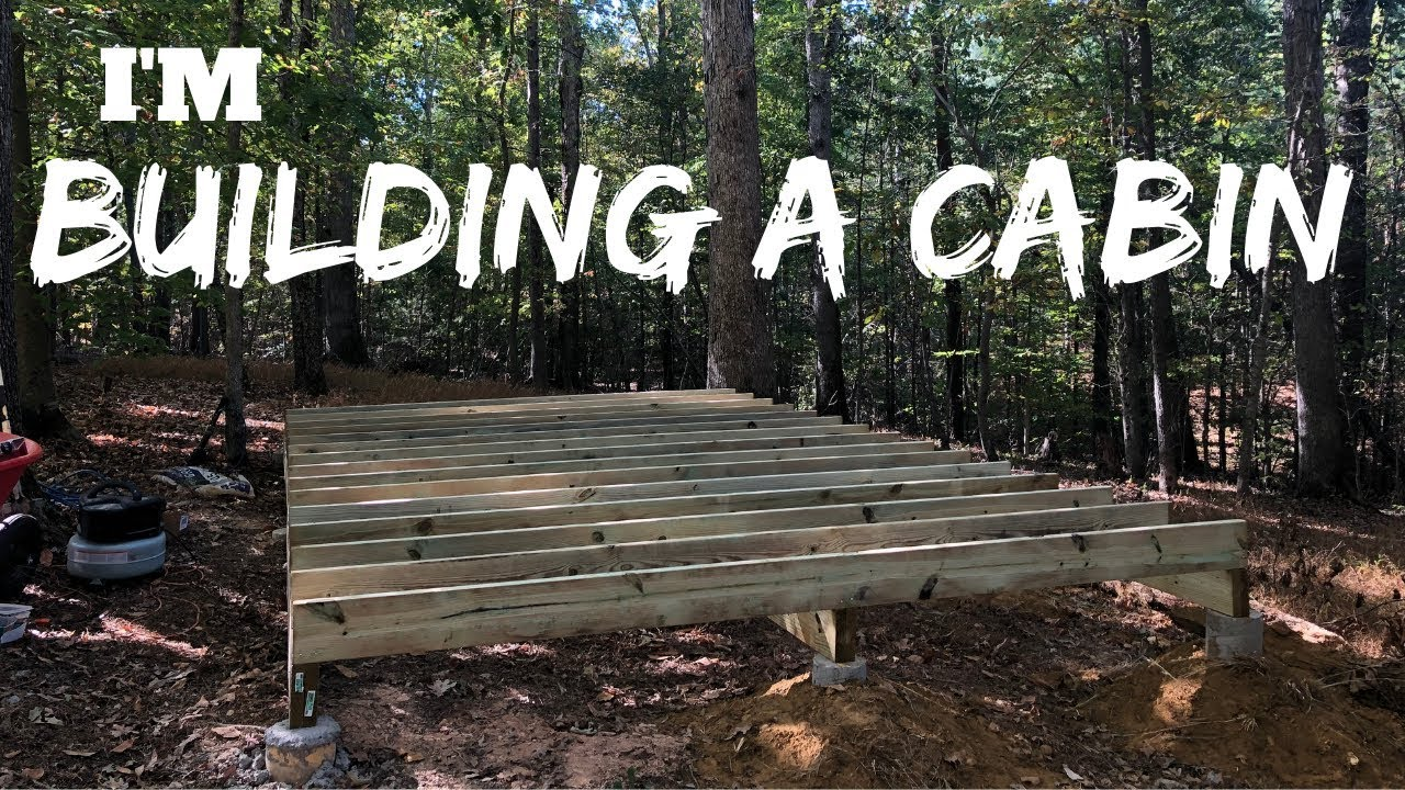 Download Building a cabin from scratch.