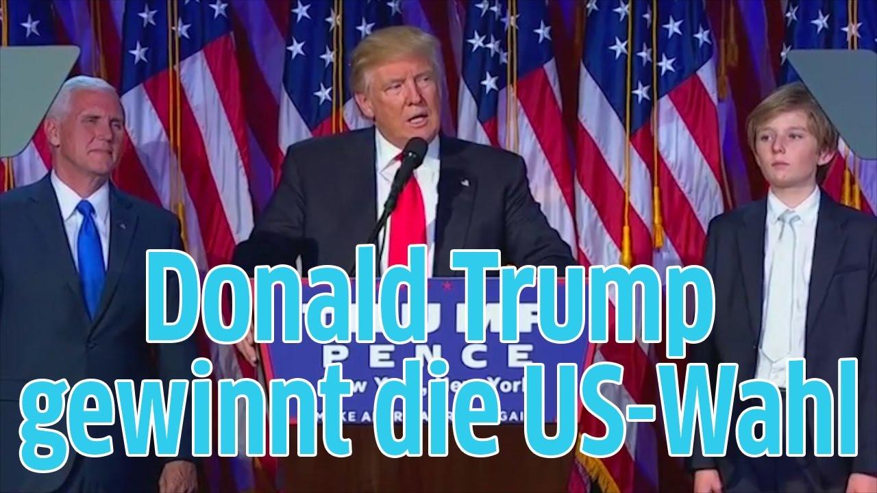 Trump Us Wahl