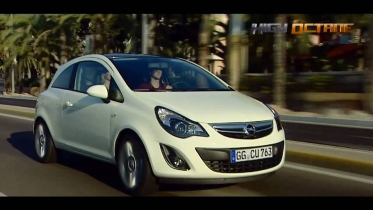 opel corsa 1 3 cdti diesel facelift 2013 youtube. Black Bedroom Furniture Sets. Home Design Ideas