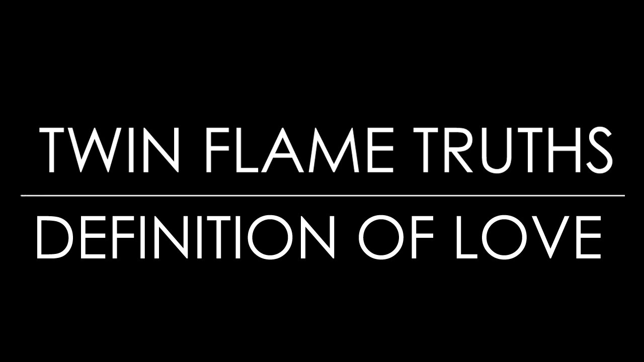TWIN FLAME TRUTHS : BE TRUE TO YOU THAT IS ALL YOU CAN DO