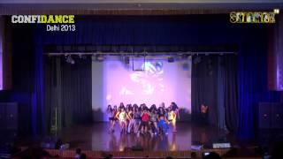 Hands Up In The Air - Shiamak Confidance Show - Delhi 2013