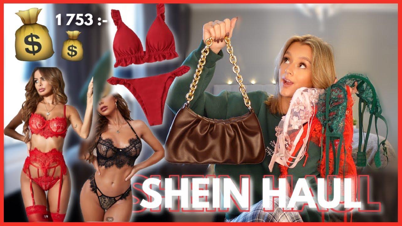 TRY ON SHEIN-HAUL BILD vs.VERKLIGHET!!