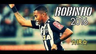 Robinho ● Goals Skills ● Atletico MG ● 2016 HD