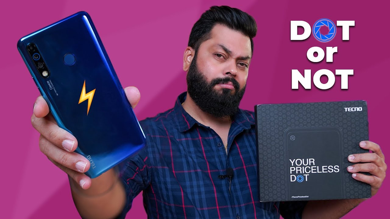 Download Tecno Camon 12 Air Unboxing & First Impressions ⚡⚡⚡ Punch Hole But Without Punch!