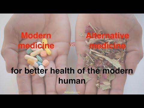Modern Medicine Vs Alternative Medicine