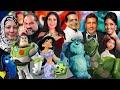 12 فنان مصري يؤدون اصوات شخصيات كارتونية عالمية - لن تصدق من هم !!