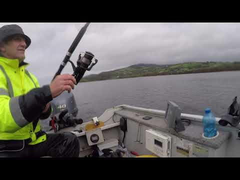 Fishing On Lough Derg, Ireland