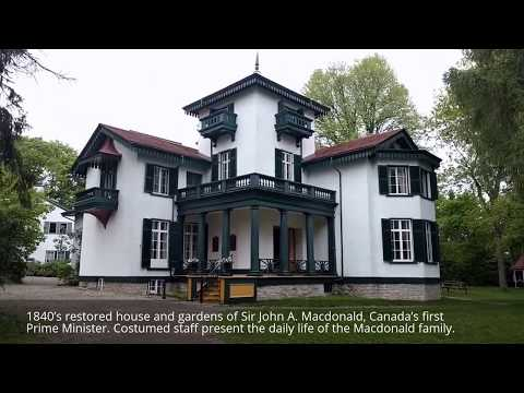 Things To Do in Kingston, Ontario: Bellevue House National Historic Site [Travelling Foodie]