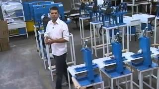 A Grande Ideia - Empresário de SP já criou mais de 60 máquinas