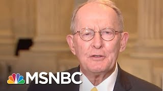 Lamar Alexander: Supporting Donald Trump DACA 'Issue' For GOP Primaries | MTP Daily | MSNBC