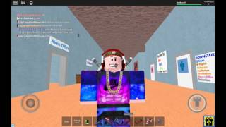 ODERS SIND SO EW RHS (Roblox High School)