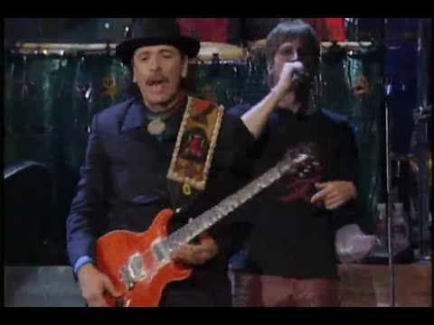 Carlos   Santana      --           Smooth     [[  Official   Live   Video  ]]   HD