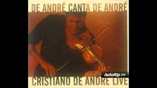 De André canta De André vol 1   Amico fragile