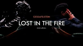 Lost in the fire - Gesaffelstein ft The Weeknd (ESPAÑOL)