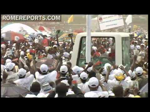 Msgr. Adoukonou explains importance of pope's visit to Benin
