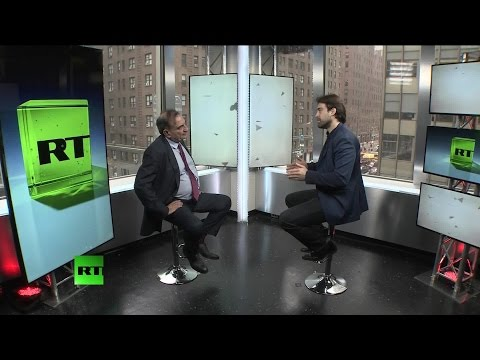 Ari Ben-Menashe & Sean Stone on the U.S. in the Middle East