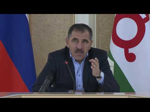 Глава Ингушетии Юнус-Бек Евкуров подверг резкой критике глав муниципальных образований