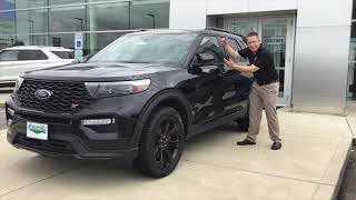 2020 Ford Explorer ST at Mt. Orab Ford