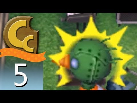 Animal Crossing: New Leaf - Welcome amiibo - Day 5: Spacely Sprocket