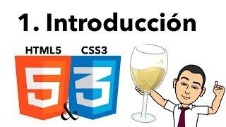 Curso Básico de HTML y CSS 01 -Introducción a la programación Web-