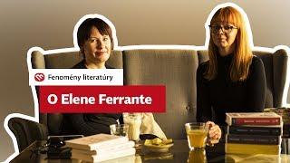 O fenoméne Ferrante s Aňou Ostrihoňovou