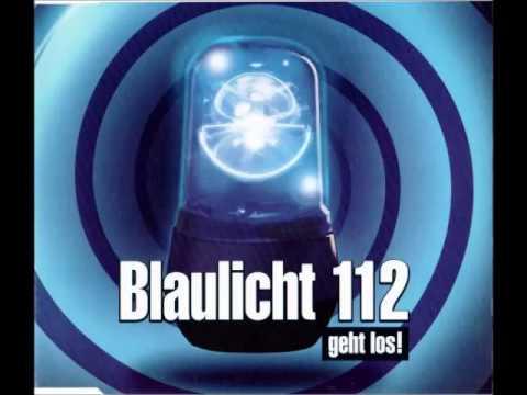 Blaulicht 112  Geht Los! Voll Auf Die 12 Mix