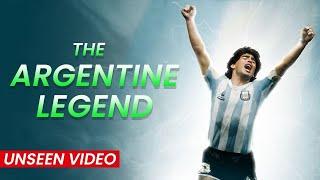Remembering Maradona | Mขst Watch Unseen Video