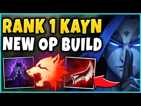 DARK HARVEST NERFED?! #1 KAYN WORLD KNOWS EXACTLY WHAT TO DO! - League of Legends