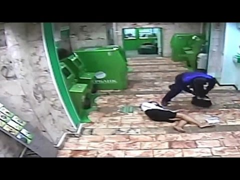 В Москве ищут налетчика, укравшего из Сбербанка 10 миллионов рублей и расстрелявшего людей