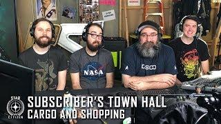 Star Citizen: Subscriber's Town Hall - Cargo & Shopping thumbnail