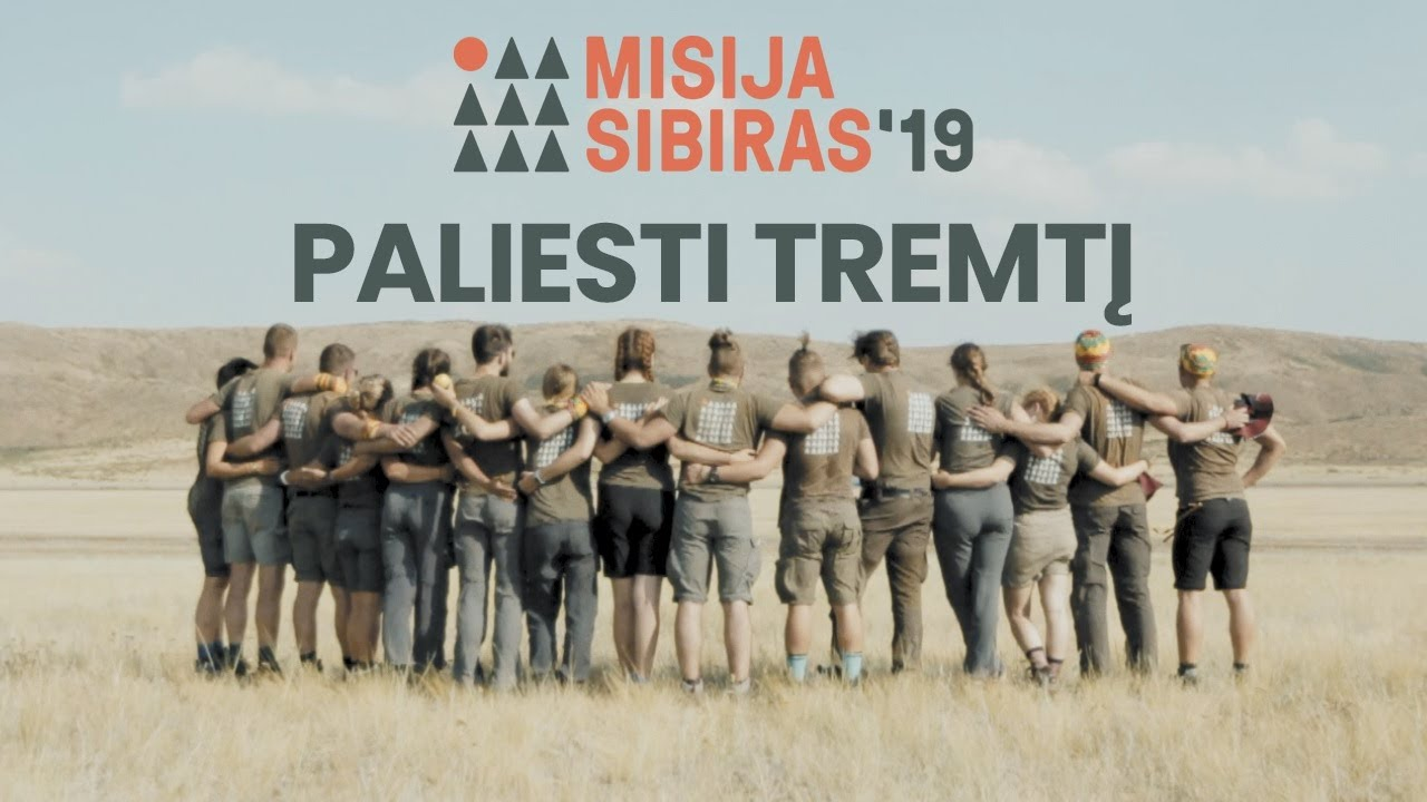 Download Misija Sibiras'19.Paliesti tremtį