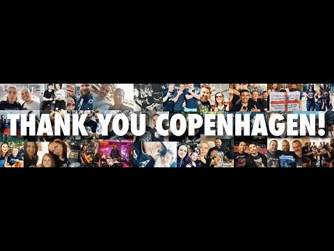 Metallica: Thank You, Copenhagen!