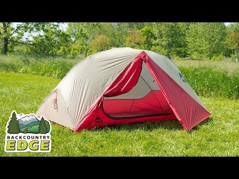 MSR Freelite 1 3-Season Backpacking Tent