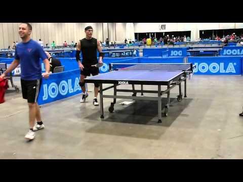 Matt Winkler vs Adoni Maropis Hardbat