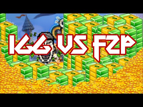 IGG vs F2P + Interview with Long Time F2P CC'er