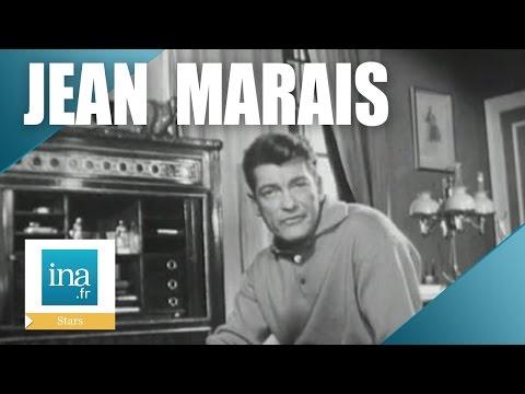 Jean Marais raconte son métier d'acteur  Archive INA