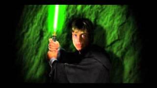 Luke Skywalker Return of The Jedi Lightsaber Sound Effects