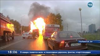ДТП с 3 автомобилями на Щербакова