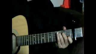 Cakra Harus Terpisah Khan- Gitar chord kunci mudah gampang enak